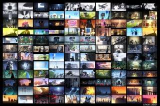 movie frames