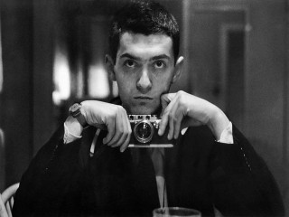 Kubrick - Self portrait