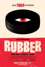 Rubber The poster