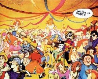 Notte di Carnevale