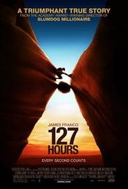 127 ore - Locandina