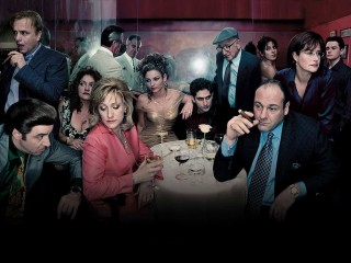 Cast The Sopranos