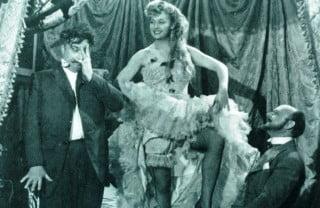 Scena tratta dal film La dame de chez Maxim