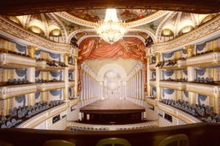 Sala del gran teatro Bourdeaux
