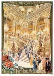 Paris Theatre de l'Opera