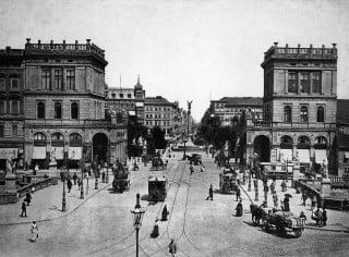Berlino alla fine dell'Ottocento