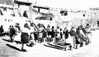 Comunità Pueblo nel Nuovo Messico