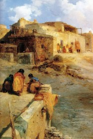 Indiani Pueblo del New Mexico