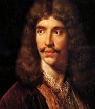 ritratto di Molière