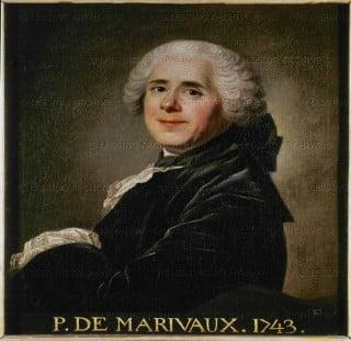 ritratto di Marivaux