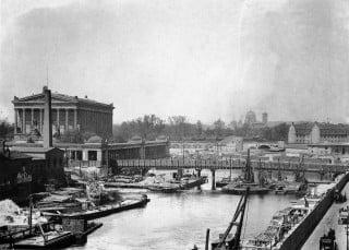 Berlino nella seconda metà dell'Ottocento