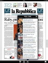 La Repubblica per IPad