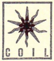 Coil - Sole Nero