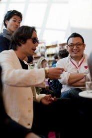 Il regista Lee Hae Young - Foto di Alessandro Quaia