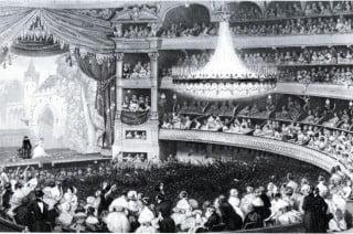 Théâtre Italien Parigi