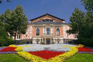 Il teatro di Bayreuth