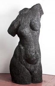 "Shantamani ""Le buste"", 2010"