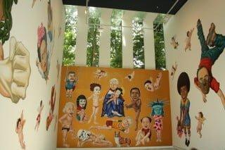 Il padiglione del Venezuela alla Biennale