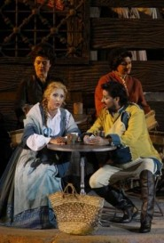 Carmen 2010 | Atto I - Micaela (Silvia Dalla Benetta) Don José (Marcelo Alvarez)