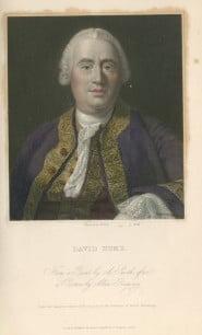 Frontespizio David Hume