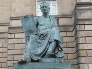 Monumento a David Hume