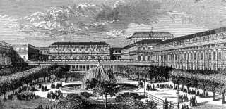 Il Palais-Royal nel 1863