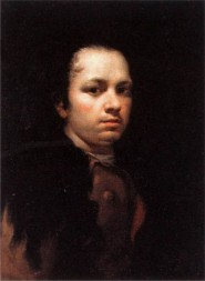Autoritratto di Goya