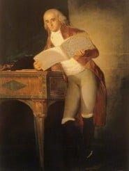 Ritratto di José Alvarez de Toledo, marito della Duchessa d'Alba
