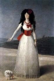 Ritratto della Duchessa d'Alba
