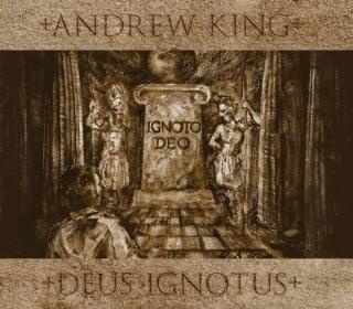 Deus Ignotus, copertina