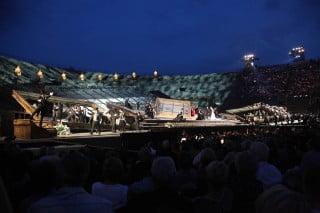 Traviata - il palco