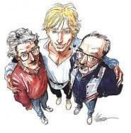 """Ivo Milazzo ed altri autori di """"Ken Parker"""""""