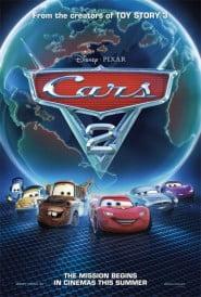 Cars 2, locandina