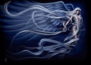 Copertina di Stirpe angelica
