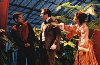 Foto di scena di una rappresentazione francese