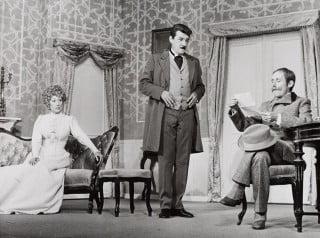 Il Tacchino foto di scena del 1975