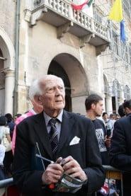 Zygmunt Bauman al Festivalfilosofia 2011