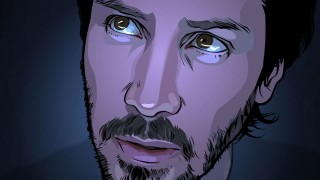K. Reeves in A Scanner Darkly (2006)