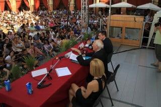 Zygmun Bauman a Sassuolo, sabato 17 settembre 2011