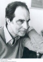 Italo Calvino | Photo Jerry Bauer © Seuil