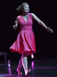 Sabina Guzzanti in scena