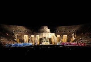 Nabucco in Arena 2011