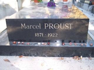 Tomba di Proust