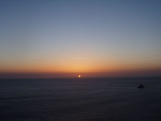 Tramonto a Finisterre