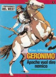 I protagonisti del west - Geronimo
