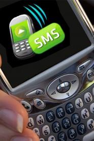 SMS sul palmare