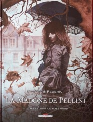 Copertina di La madone de Pellini