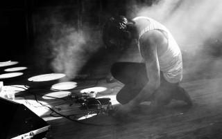 Dirty Beaches @ Giovinazzo Rock Festival Bari (02/08/2011) Photo by Antonella Sollecito