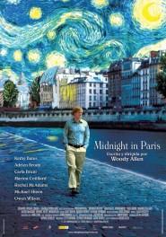 Locandina di Midnight in Paris