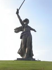 Statua raffigurante la patria